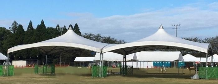 テント・イベント会場設営